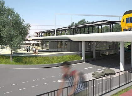 Stationsgebied Driebergen-Zeist